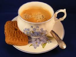 Koffie bij de begrafenis. www.ikzegniets.nl