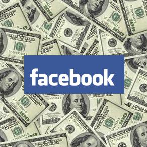 geld verdienen aan een facebook profiel ikzegniets