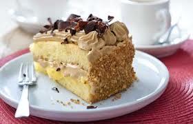 Lekker mokka taartje - ik zeg niets